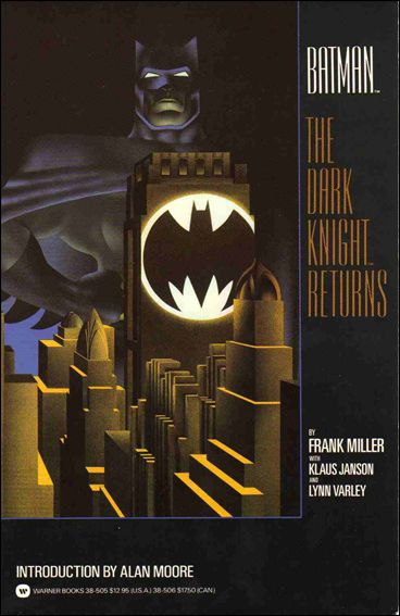 Batman: The Dark Knight Returns nn-B06 by DC