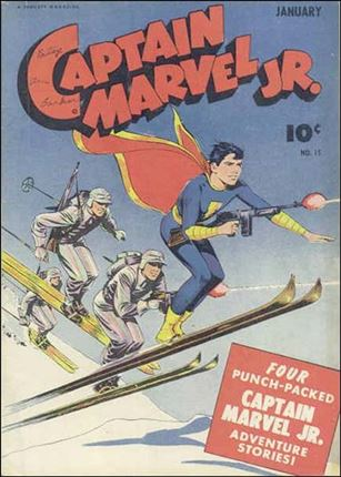 Captain Marvel Jr. 15-A