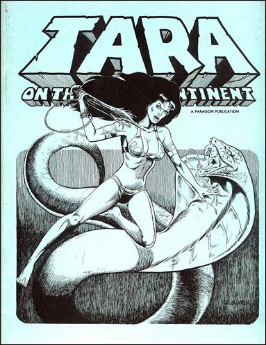 Tara on the Dark Continent 1-A by Paragon