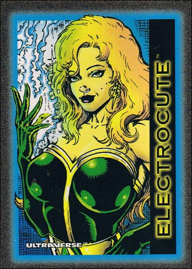 Ultraverse: Series 1 (Base Set) 12-A by SkyBox
