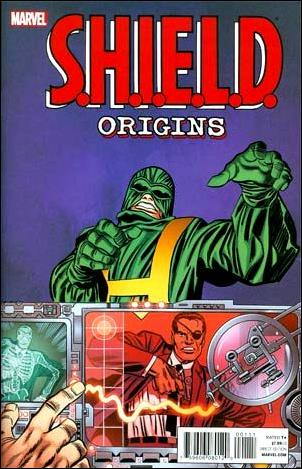 S.H.I.E.L.D. Origins 1-A by Marvel
