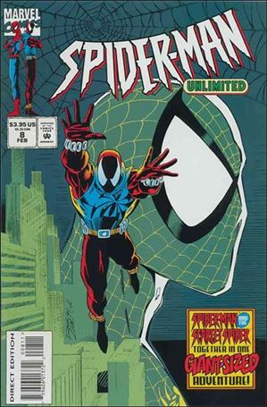 Spider-Man Unlimited (1993) 8-A