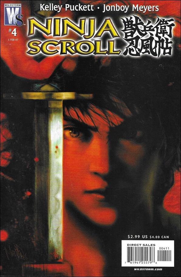Ninja Scroll 4-A by WildStorm