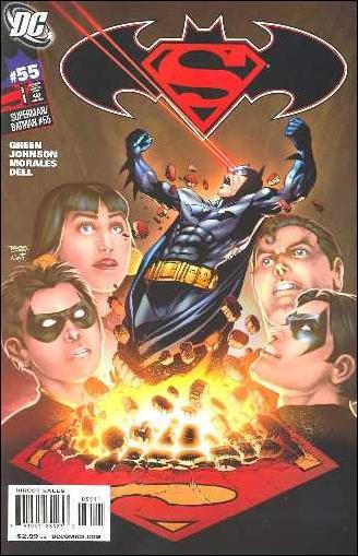 Superman/Batman 55-A by DC