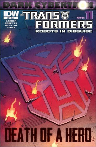 Transformers: Robots in Disguise (2012) 27-A by IDW