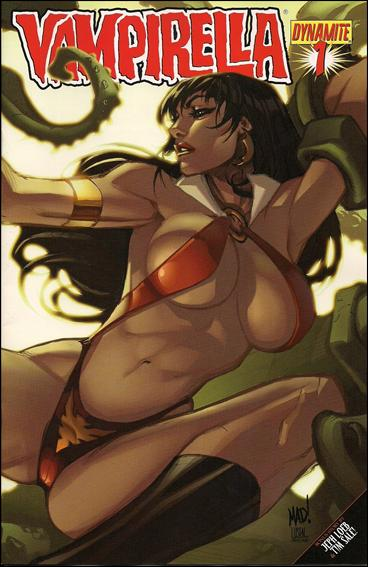 Vampirella (2010) 1-D by Dynamite Entertainment