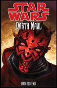 Star Wars: Darth Maul - Death Sentence  1-A
