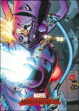 2007 Marvel Masterpieces (Adams Splash Subset) ADAMS 3-A by SkyBox