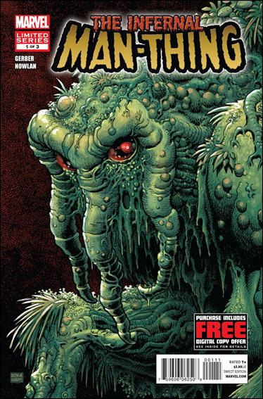 Infernal Man-Thing 1-A by Marvel