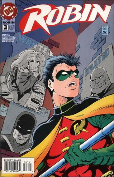 Robin (1993) 3-A by DC
