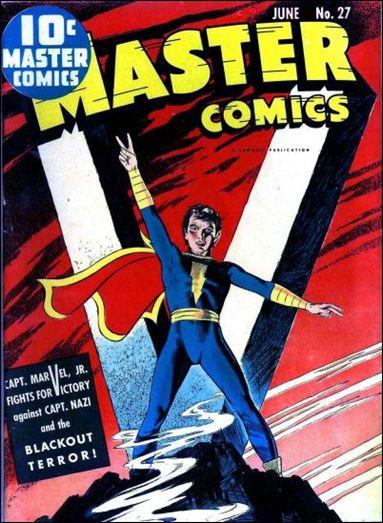 Master Comics 27-A by Fawcett