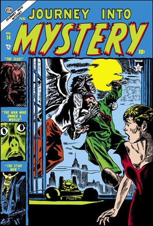 Journey into Mystery (1952) 14-A