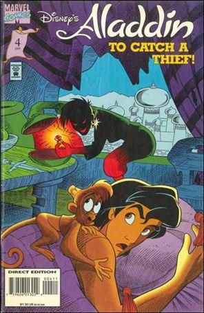 Disney's Aladdin 4-A