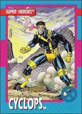 X-Men: Series 1 (Base Set) 17-A by Impel