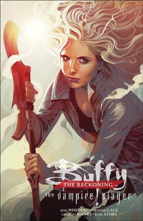 Buffy the Vampire Slayer Season 12: The Reckoning nn-A