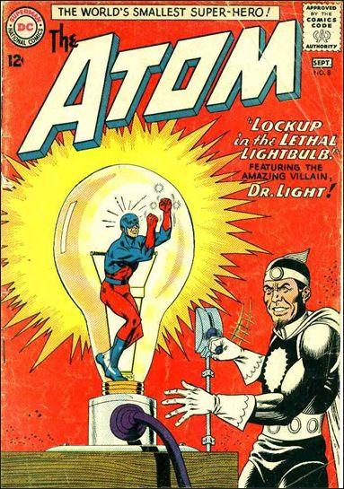 Atom 8-A by DC