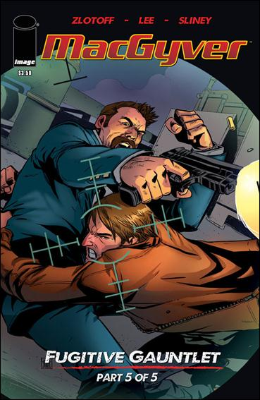 MacGyver: Fugitive Gauntlet 5-A by Image