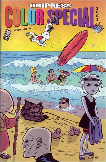 Oni Press Color Special 2002-A by Oni Press