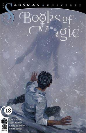 Books of Magic (2018) 18-A