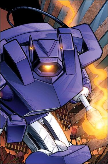 Transformers: Infiltration 0-E by IDW