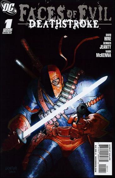 Faces of Evil: Deathstroke 1-A by DC