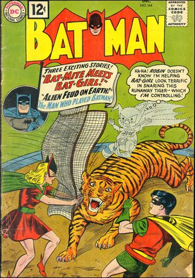 Batman (1940) 144-A by DC