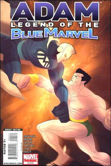 Adam: Legend of the Blue Marvel 4-A by Marvel