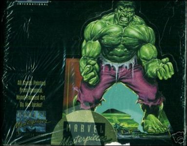 1992 Marvel Masterpieces 1-A by SkyBox