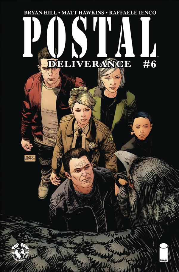Postal: Deliverance 6-A by Top Cow