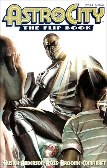Astro City/Arrowsmith 1-A by Homage Comics