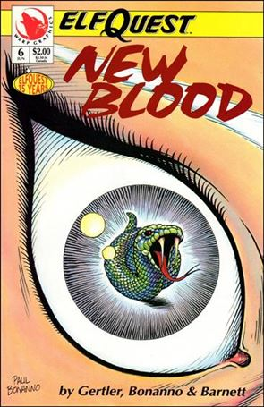Elfquest: New Blood 6-A