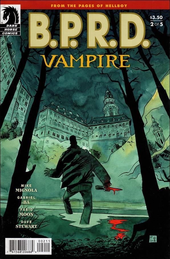 B.P.R.D.: Vampire 2-A by Dark Horse