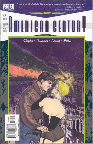 American Century 4-A by Vertigo