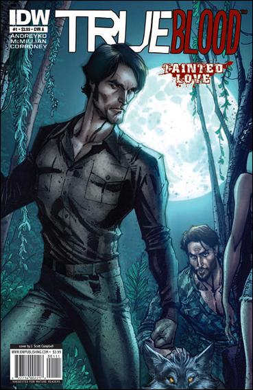 True Blood: Tainted Love 1-A by IDW