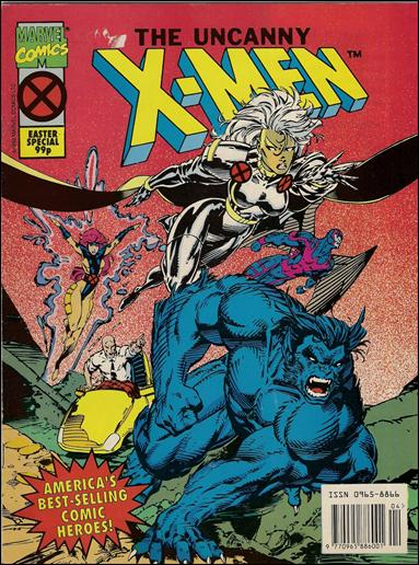 X-Men Easter Special (UK) nn-A by Marvel UK