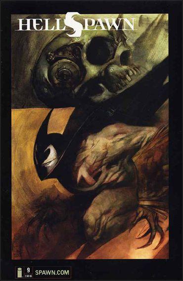 Hellspawn 9-A by Image