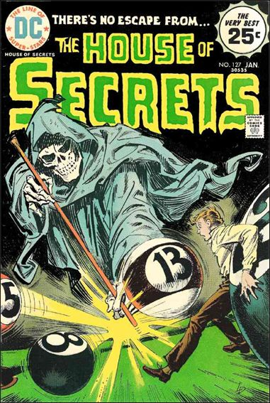 House of Secrets (1956) 127-A by DC