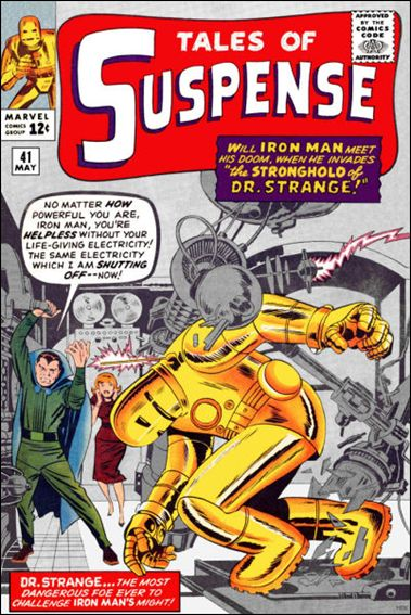 Tales of Suspense (1959) 41-A by Marvel