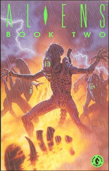 Aliens: Book Two 2-A by Dark Horse