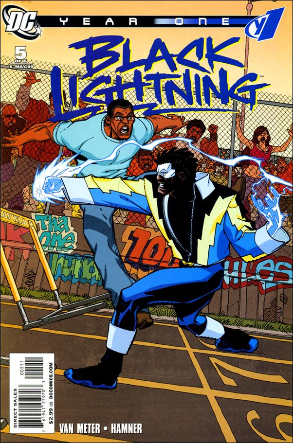Black Lightning: Year One 5-A by DC