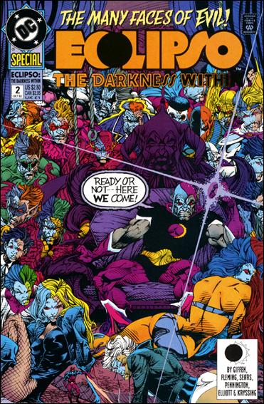 Eclipso: The Darkness Within 2-A by DC