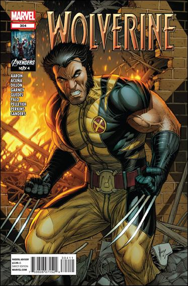 Wolverine (1988)  304-A by Marvel