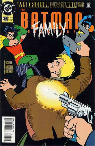 Batman Adventures (1992) 26-A by DC