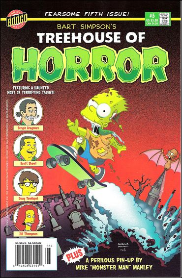 Treehouse of Horror 5-A by Bongo