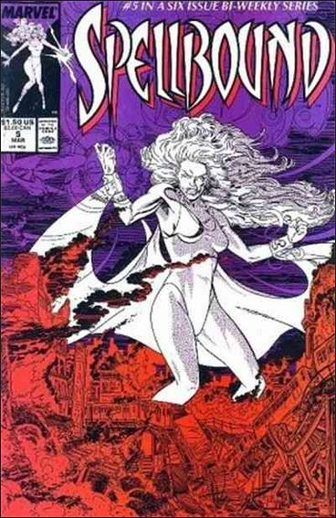 Spellbound (1988) 5-A by Marvel