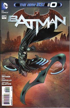 Batman (2011) 0-D