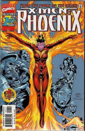 X-Men: Phoenix 1-A
