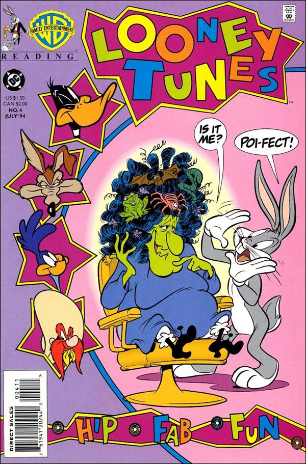 Looney Tunes (1994) 4-A by DC