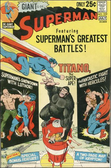Superman (1939) 239-A by DC