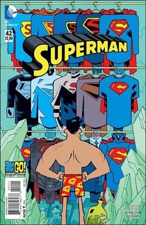 Superman (2011) 42-B